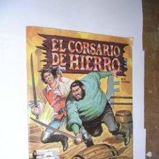 Cómics: EL CORSARIO DE HIERRO, ED. B. , Nº 5. Lote 68523713