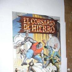Cómics: EL CORSARIO DE HIERRO, ED. B. , Nº 4. Lote 68523825