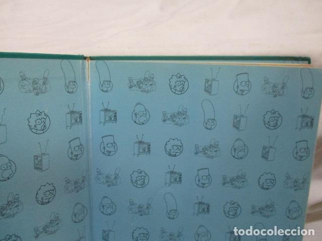 Cómics: GUÍA COMPLETA DE LOS SIMPSON, EDICIONES B TAPA DURA - Foto 4 - 68964857