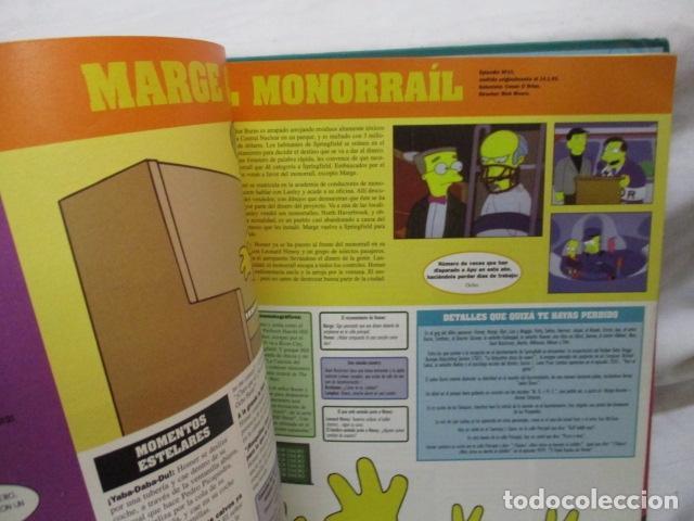Cómics: GUÍA COMPLETA DE LOS SIMPSON, EDICIONES B TAPA DURA - Foto 11 - 68964857