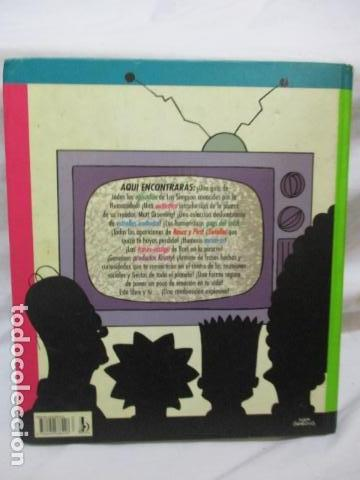 Cómics: GUÍA COMPLETA DE LOS SIMPSON, EDICIONES B TAPA DURA - Foto 14 - 68964857