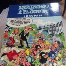 Cómics: MORTADELO Y FILEMON - OKUPAS - EDICION 2003. Lote 69550085