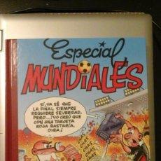 Cómics: SUPER HUMOR Nº 9 - ESPECIAL MUNDIALES -. Lote 69789741