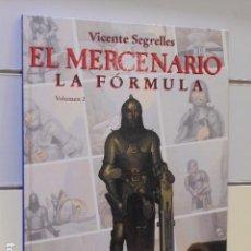 Cómics: EL MERCENARIO Nº 2 LA FORMULA - EDICIONES B . Lote 70303689