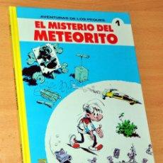 Cómics: AVENTURAS DE LOS PEQUES - Nº 1: EL MISTERIO DEL METEORITO - POR SERON - EDICIONES B - ABRIL 1991. Lote 70539901