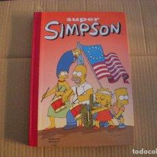 Cómics: SUPER SIMPSON Nº 4, TAPA DURA, EDICIONES B. Lote 71018317