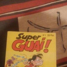 Cómics: SUPER GUAI TOMOS 2-6 Y 11. Lote 71930423