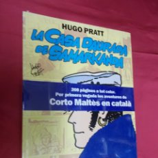 Cómics: LA CASA DAURADA DE SAMARKANDA. Nº 2. HUGO PRATT. NORMA EDITORIAL . EN CATALÀ. PRECINTADO.. Lote 71959631