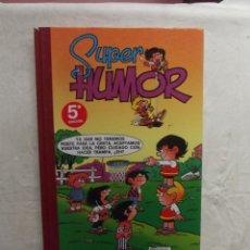 Cómics: SUPER HUMOR ZIPI Y ZAPE Nº 1. Lote 194263765