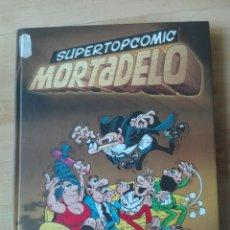 Cómics: SUPER TOPCOMIC MORTADELO Nº 1. TOMO EDICIONES B. Lote 72360813