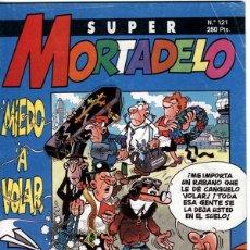 Cómics: SUPER MORTADELO. Nº 121. EDICIONES B. Lote 72361379