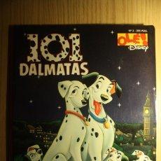 Cómics: CÓMIC TEBEO 101 DÁLMATAS - COLECCIÓN OLE DISNEY Nº 3 - OLÉ, EDICIONES B, 1996. Lote 72830275