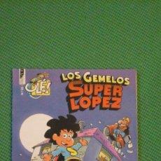 Cómics: LOS GEMELOS SUPER LOPEZ Nº 26. Lote 73023391