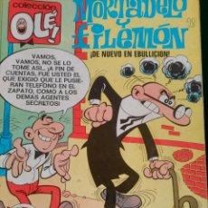 Cómics: MORTADELO Y FILEMON Nº 5 M. 74 - EDICIONES B 1ª EDICIÓN JULIO 1988 - COLECCION OLÉ! . Lote 73488747