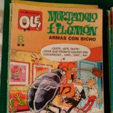 Cómics: MORTADELO Y FILEMON Nº 352 M.148 - EDICIONES B 1ª EDICIÓN JULIO 1989 - COLECCION OLÉ! . Lote 73596803