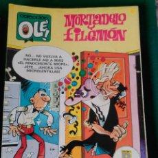 Cómics: MORTADELO Y FILEMON Nº 212 - M 126 - EDICIONES B 1ª EDICION MAYO 1989 . Lote 73596927