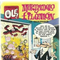 Cómics: MORTADELO Y FILEMON Nº 147 - M.111 - EDICIONES B 1ª EDICION ENERO 1989 . Lote 73597087