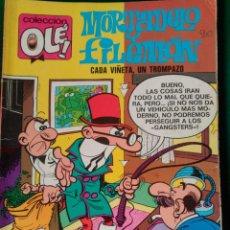 Cómics: MORTADELO Y FILEMON Nº 86 M14 - EDICIONES B 7ª EDICIÓN MARZO 1987 - COLECCION OLÉ! . Lote 73597555