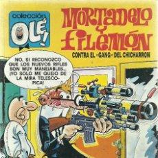 Cómics: MORTADELO Y FILEMON Nº 153 - M.83 - EDICIONES B 2ª EDICION MARZO 1989 . Lote 73597671