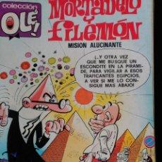 Cómics: MORTADELO Y FILEMON Nº 148 M.112 - EDICIONES B 1ª EDICIÓN ENERO 1989 - COLECCION OLÉ! . Lote 73597963