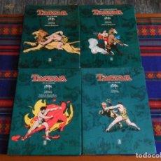 Cómics: TARZAN EN COLOR COMPLETA VOLUMEN 1 2 3 4. EDICIONES B 1993. FOSTER. MUY BUEN ESTADO.. Lote 73647355