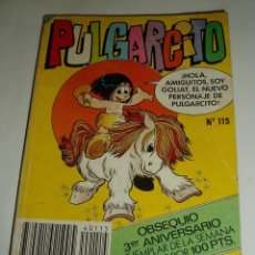 Cómics: PULGARCITO 1983. GOLIAT, ROBIN DE LOS BOSQUES, AL PAIS DE NUNCA JAMAS.. Lote 73938019