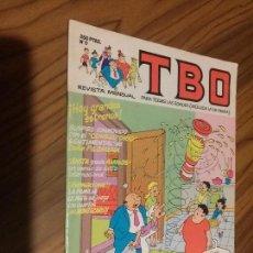Cómics: TBO 9. GRAPA. REVISTA. BUEN ESTADO. . Lote 74290807