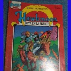 Cómics: HAWKMOON N.º 1 TEBEOS FIRST COMIC ED. B . Lote 74639959