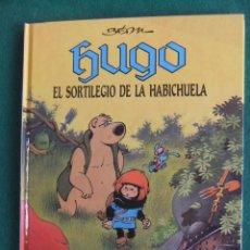 Cómics: BUGO Nº 1 EL SORTILEGIO DE LA HABICHUELA . Lote 75291347