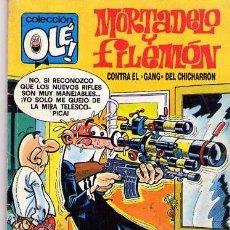 Comics: OLE (EDI-B) MORTADELO Y FILEMON M. 253. Lote 75488783