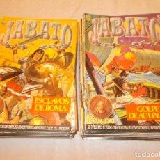 Cómics: EL JABATO EDICIÓN HISTÓRICA COMPLETA. Lote 75707279