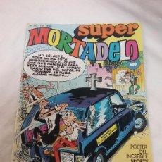 Cómics: SUPER MORTADELO N° 50 - EDICIONES B - AÑO 1989. Lote 75807919
