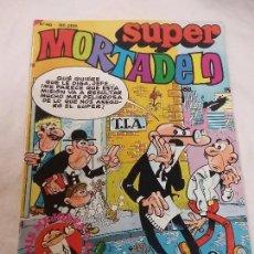 Cómics: SUPER MORTADELO N° 46 - EDICIONES B - AÑO 1989. Lote 75808119