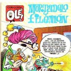 Cómics: OLE (ED-B) MORTADELO Y FILEMON M 124. Lote 75873667