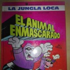 Cómics: LOTE LA JUNGLA LOCA NUMEROS 1 Y 2. DARGAUD 1990. Lote 76767543