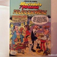 Cómics: MAGOS DEL HUMOR 179. MORTADELO Y FILEMÓN. ¡ELECCIONES!. Lote 76715787