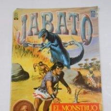 Cómics: JABATO. Nº 19. EL MONSTRUO ATERRADOR. EDICION COLECCIONABLE HISTORICA. TDKC20. Lote 76955753