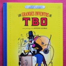 Cómics: LOS GRANDES INVENTOS DEL TBO - EDICION COLECCIONISTA - ANTONI GUIRAL - 1ª EDICIÓN 2007. Lote 77186605