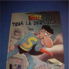 Comics - SUPERLOPEZ SUPER LOPEZ. TRAS LA PERSIANA... MAGOS DEL HUMOR 104. JAN. EDICIONES B 2005. COMIC - 77525997