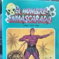 Cómics: EL HOMBRE ENMASCARADO TOMO 2 1977 1982 EDICIÓN HISTÓRICA EDICIONES B GRUPO Z. Lote 127728532