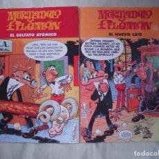 Cómics: MORTADELO Y FILEMÓN. EL SULFATO ATÓMICO + EL NUEVO CATE (2003). . Lote 78242253