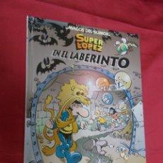 Cómics: MAGOS DEL HUMOR. Nº 173. SUPERLOPEZ. EN EL LABERINTO. EDICIONES B. 1ª EDICION 2016.. Lote 78285805