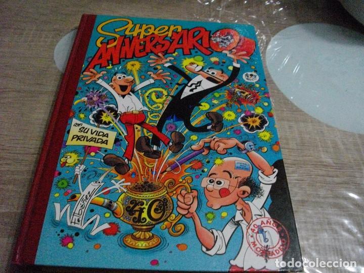 SUPER HUMOR ESPECIAL ANIVERSARIO Nº 29. LOMO ROJO- EL DE LAS FOTOS - VER TODOS MIS LOTES DE TEBEOS (Tebeos y Comics - Ediciones B - Humor)