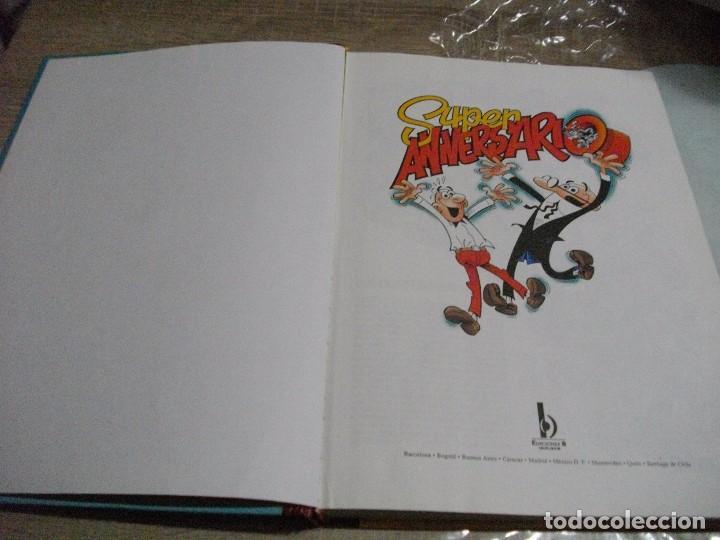 Cómics: SUPER HUMOR ESPECIAL ANIVERSARIO Nº 29. LOMO ROJO- EL DE LAS FOTOS - VER TODOS MIS LOTES DE TEBEOS - Foto 2 - 78991565