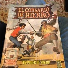 Cómics: EL CORSARIO DE HIERRO 4 NS. Lote 79544887