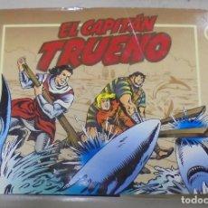 Cómics: EL CAPITAN TRUENO. Nº 11. EDICIONES B. 1996. DEL Nº 481 A 528. FACSIMIL. Lote 79692377