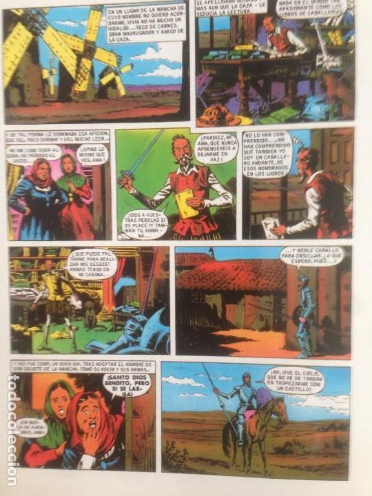 Cómics: Clásicos Ilustrados, 6 tomos, edición de lujo, 3.300 páginas - Foto 2 - 79752977