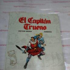 Cómics: EL CAPITÁN TRUENO - VOLUMEN 1 - EDICIONES B . Lote 79773601