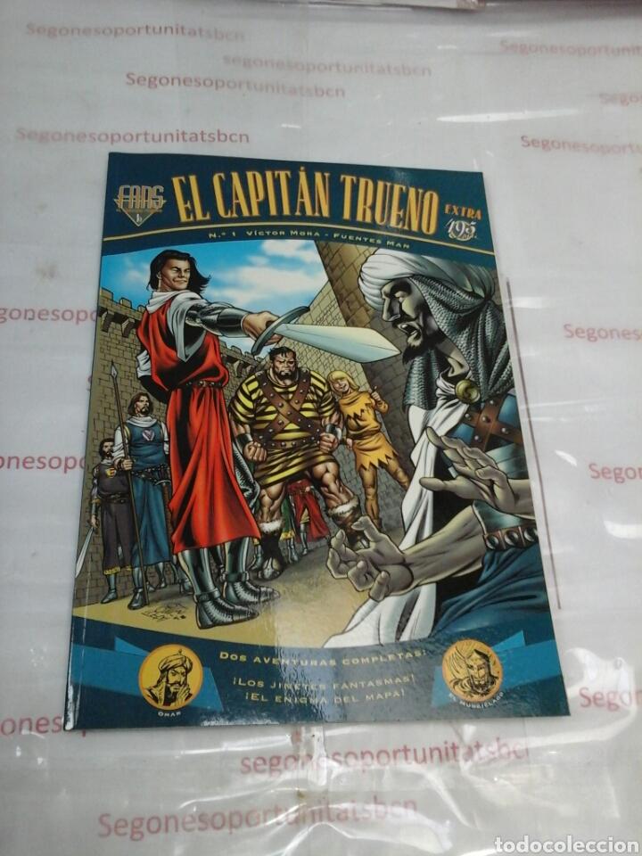 EL CAPITÁN TRUENO - N°1 - FANS (Tebeos y Comics - Ediciones B - Otros)