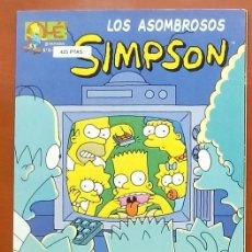 Cómics: OLÉ! SIMPSON Nº 13 - LOS ASOMBROSOS SIMPSON DE MATT GROENING. Lote 79908510